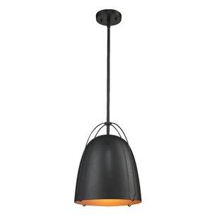 Luxeria Zone Lighting Kaylee 1-Light Cone Pendant