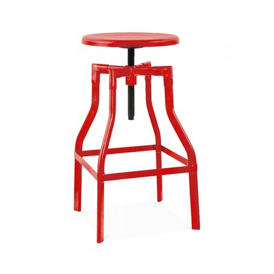 Terrific Design Lab Mn Machinist Adjustable Height Swivel Bar Stool Pdpeps Interior Chair Design Pdpepsorg