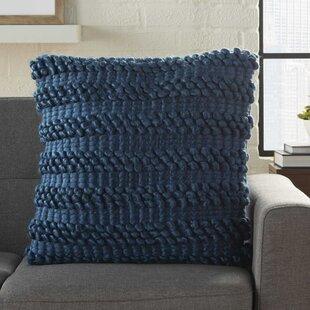 Dark Blue Throw Pillows | Wayfair