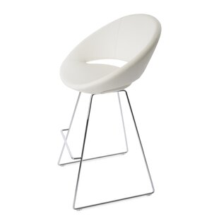 Crescent Bar  Counter Stool by sohoConcept