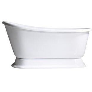 Price comparison Hotel Freestanding Soaking Bathtub ByBaths of Distinction