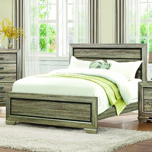 Henry Panel Bed