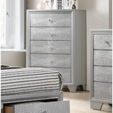 Bowdoin 5 Drawer Chest by House of Hampton®