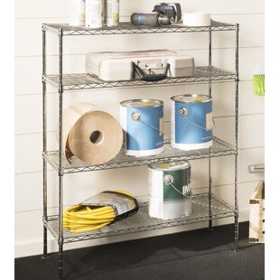 Find the perfect 4-Tier Shoe Rack By Rebrilliant