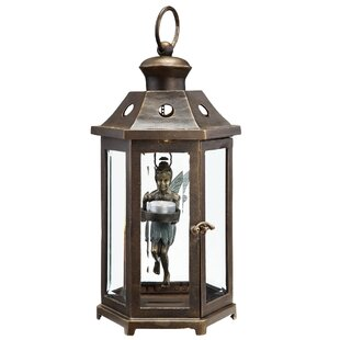 Fairy 1-Light Outdoor Hanging Lantern
