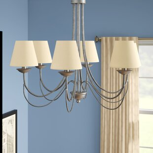 6 Silk Empire Lamp Shade (Set of 6)
