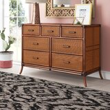 Lamont Triple 7 Drawer Dresser by Bay Isle Home