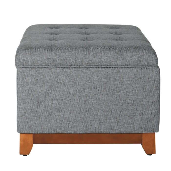 Groovy Nunnally Tufted Storage Ottoman Unemploymentrelief Wooden Chair Designs For Living Room Unemploymentrelieforg