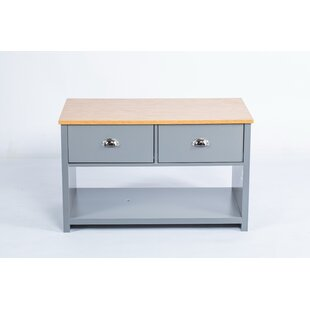 Richmond Coffee Table With Storage By August Grove