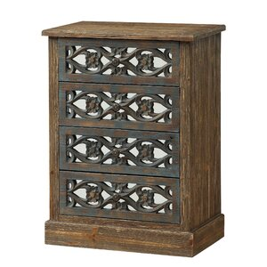 Davian 4 Drawer Accent chest