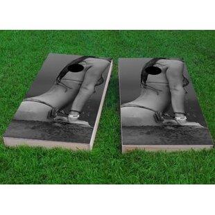 Custom Cornhole Boards Bik..