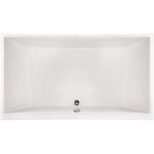 Eileen 74 x 38 Air Bathtub