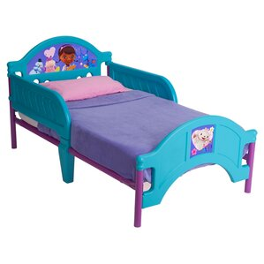 Disney Doc McStuffins Convertible Toddler Bed by Delta Children