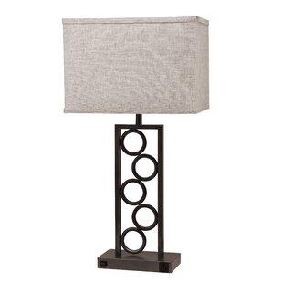 Trend Bromyard Circle 29 Table Lamp (Set of 4) By Ebern Designs
