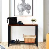 Odinkar 40 Console Table by 17 Stories