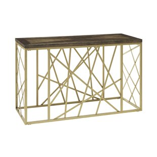Toyon Console Table by Mercer41