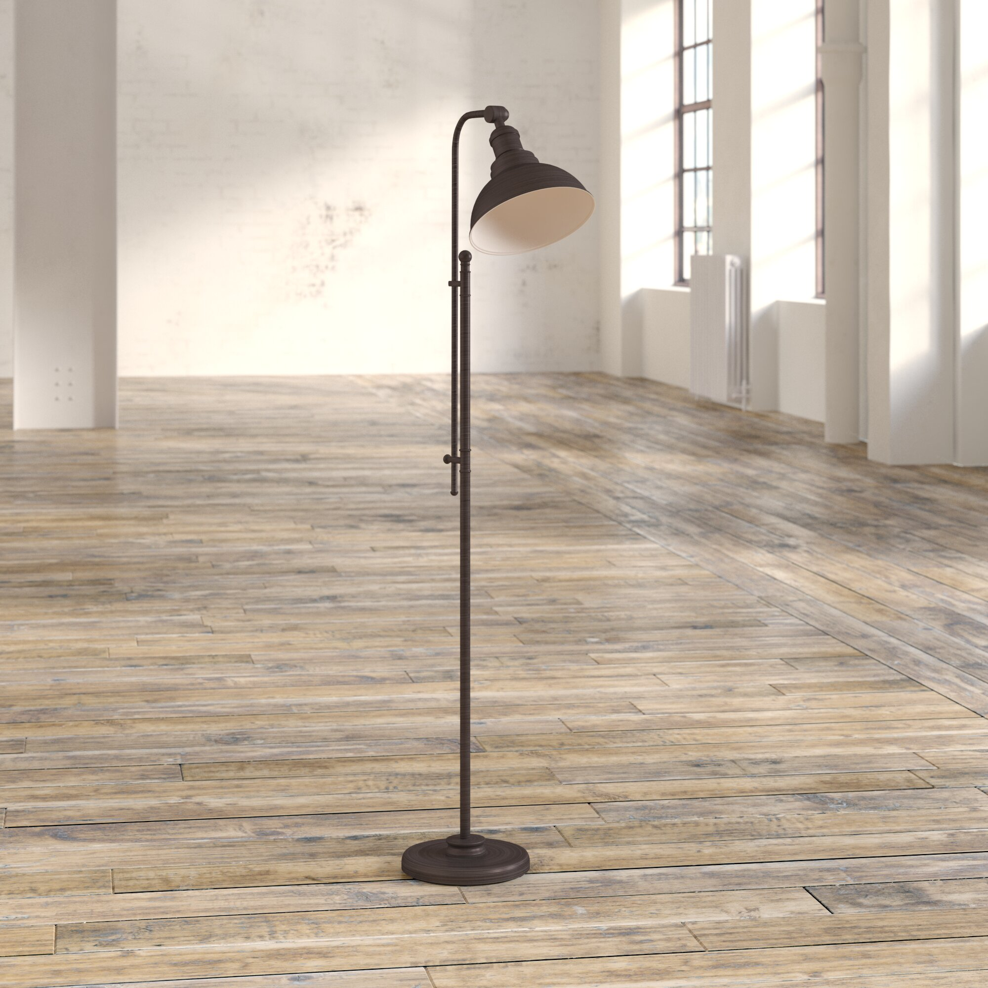 Picture of: Floor Lamps Up To 60 Off Through 12 26 Wayfair