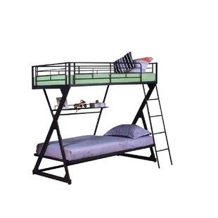 Chiu Twin Bunk Bed by Zoomie Kids