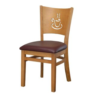 Best Reviews Upholstered Dining Chair by DHC Furniture