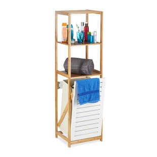 37 X 130cm Bathroom Shelf By Symple Stuff