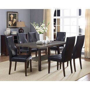 Hayek 7 Piece Dining Set by Latitude Run