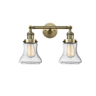 Beachcrest Home Nardone 2-Light Vanity Light