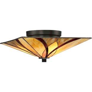 Purchase Maksian 2-Light Floating Flush Mount By Astoria Grand
