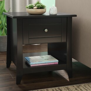 Best Alesha End Table By Zipcode Design
