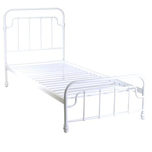 Staton European Single (90 X 200cm) Bed Frame By August Grove