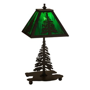 16 High Tall Pines Table Lamp