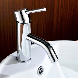 ANZZI Bravo Single Hole Bathroom Faucet with Drain Assembly
