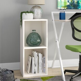 Corbridge Double Plus Cube Bookcase by Viv + Rae Modern
