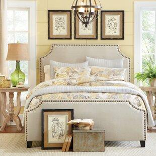 Birch Lane™ Parker Upholstered Panel Bed
