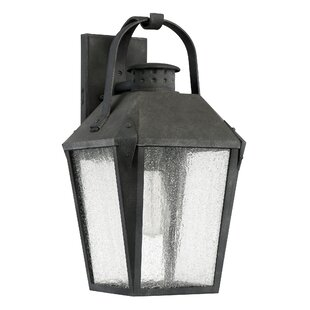 Compare Ellenburg 1-Light Outdoor Wall Lantern By Darby Home Co