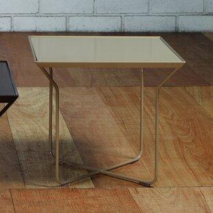Rosabel End Table by Orren Ellis