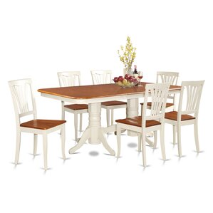 Napoleon 7 Piece Dining Set by Wooden ..