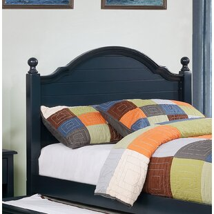 Evanoff Panel Bed with Trundle by Harriet Bee