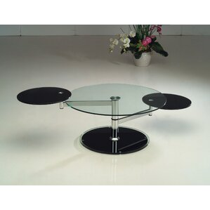 Motion Glass Coffee Table ..
