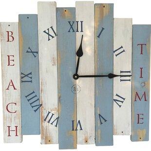 Leigh Beach Time Clock