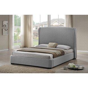 Carnegie Upholstered Platform Bed by Red Barrel Studio