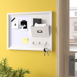 Magnetic Notice Board Various Designs Wall Mounted with fittings
