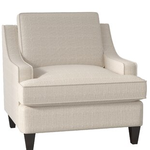 George Armchair by Wayfair Custom Upholst..
