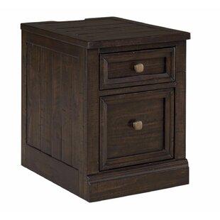 Javion 2-Drawer Vertical Filing Cabinet by Loon Peak Sale