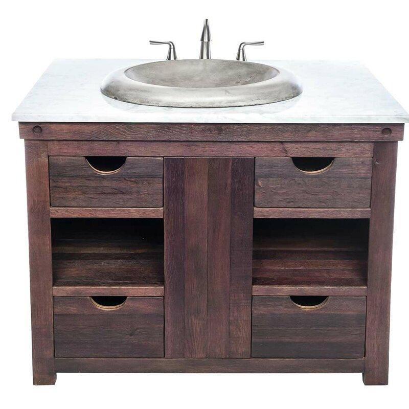 Native Trails Vintner 36 Single Bathroom Vanity Base Only Reviews Wayfair
