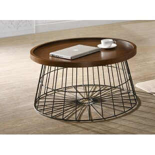 Renwick Wooden Coffee Table