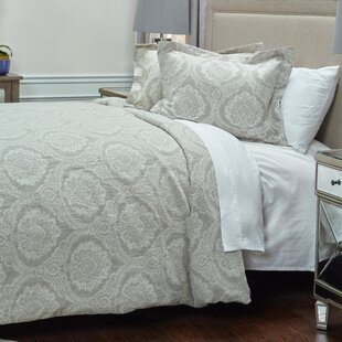 Darby Home Co Aziz Linen Duvet Cover Collection