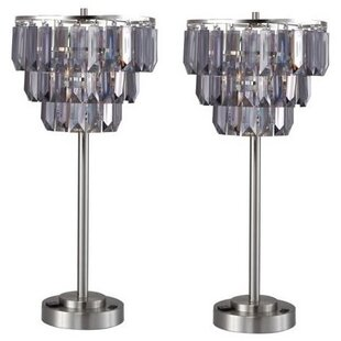 Big Save Chandelier 28 Table Lamp (Set of 2) By Everly Quinn