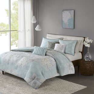 Kappler 6 Piece Reversible Duvet Cover Set