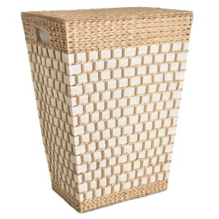 Highland Dunes Rectangular Wicker Hamper