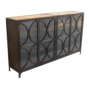Aurora 4 Door Accent Cabinet by Stein World